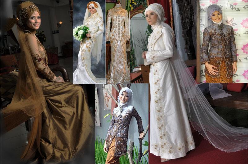 Kebaya Wedding Dress Desain Cantik dan Mewah